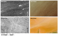 Las dunas de Titán y la Tierra