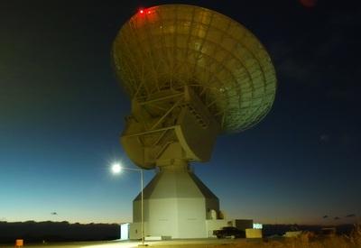 ESA's new 35m deep space station Malargüe, Argentina, ESTRACK