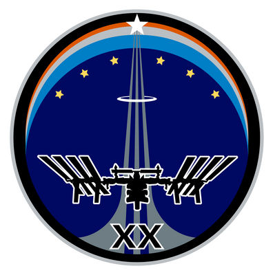 The Expedition 20 patch