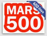Mars500 logo 450 days special