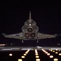 Endeavour landing on the Shuttle Landing Facility