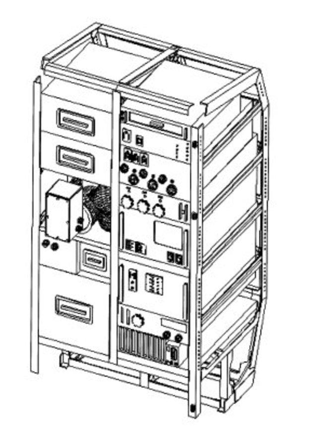 Material Science Laboratory Electromagnetic Levitator (MSL