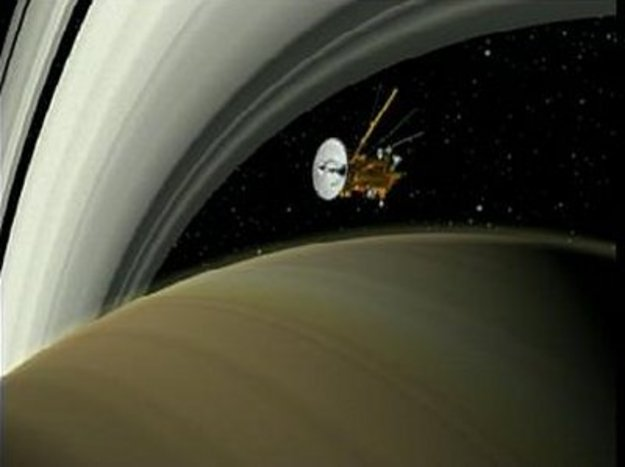 How Do We Measure A Day On Saturn Cassini Huygens