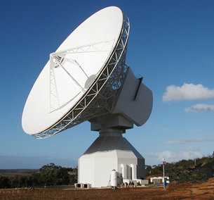 New Norcia antenna supports MSL landing on Mars