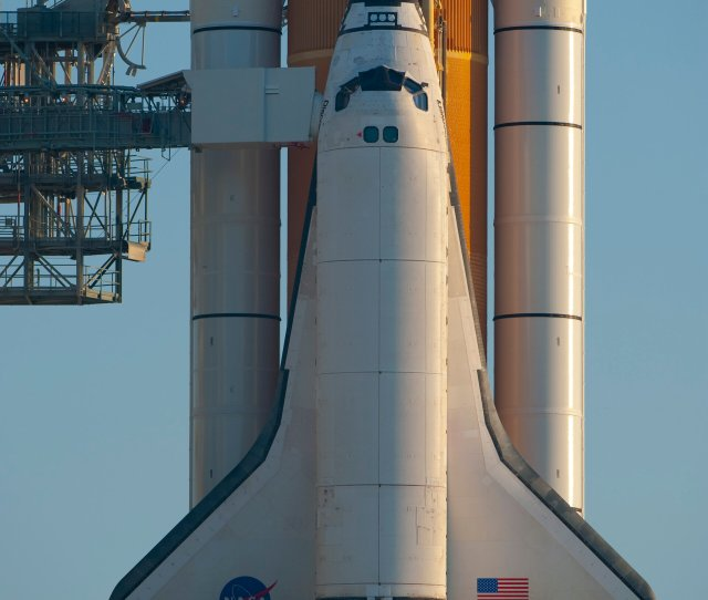 Esa The End Of The Shuttle Era Requires The Establishment Of A