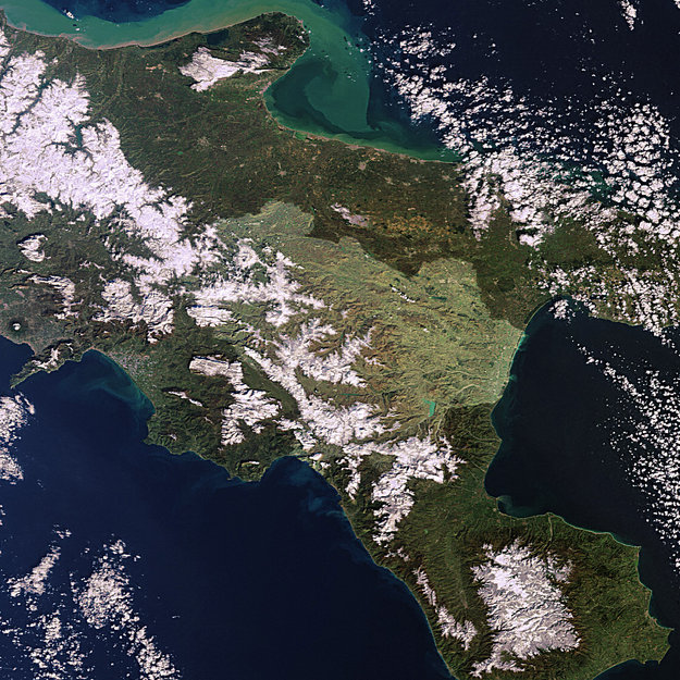 La Basilicata terra di contrasti  Italy  ESA in your country  ESA