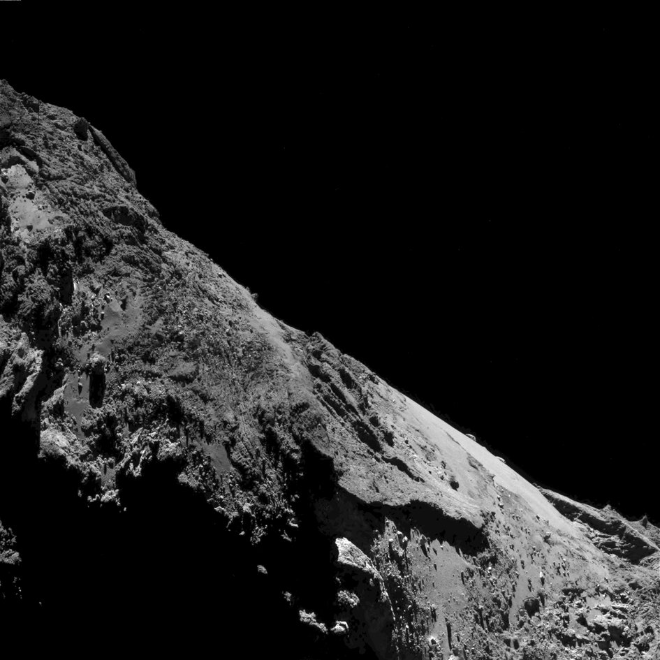 Comet on 17 May 2016 – OSIRIS wide-angle camera