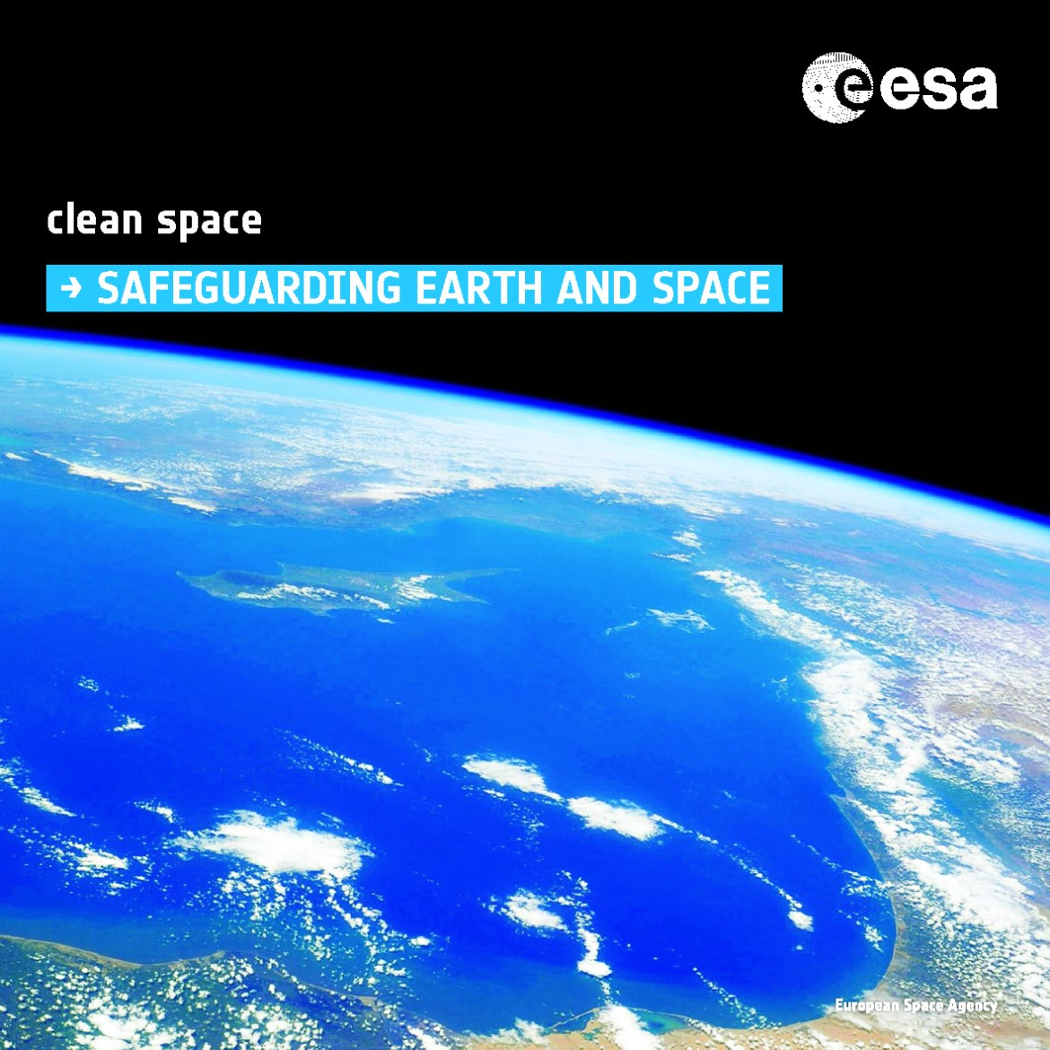 cleanspace brochures / esa