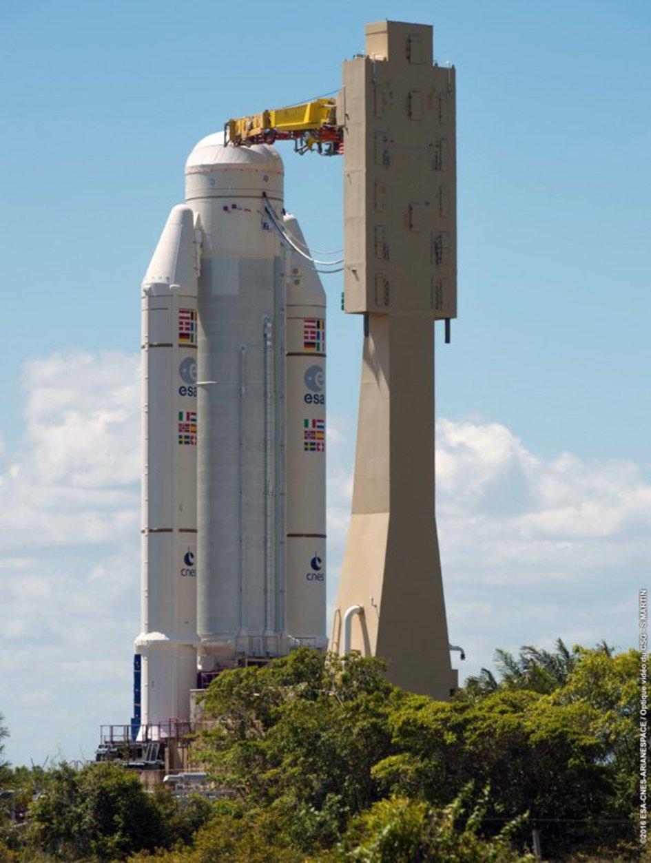 Galileo's Ariane 5