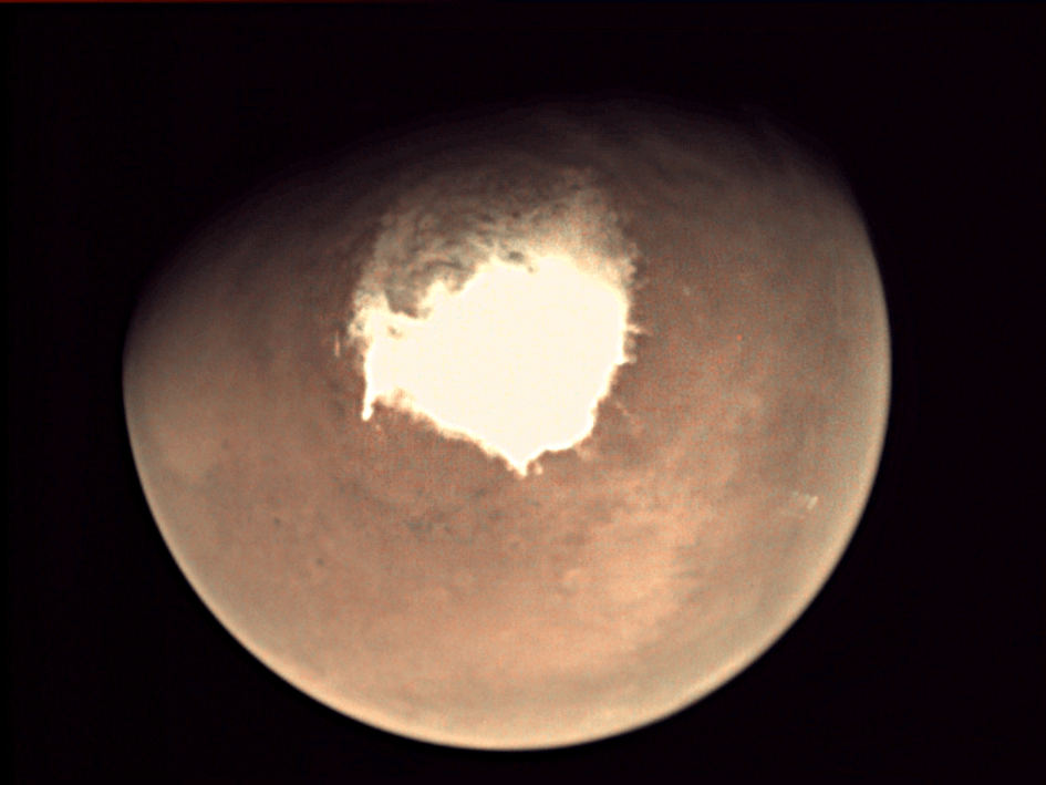 The Red Planet welcomes ExoMars