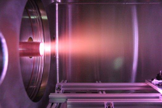 ESTEC's atomic oxygen generator