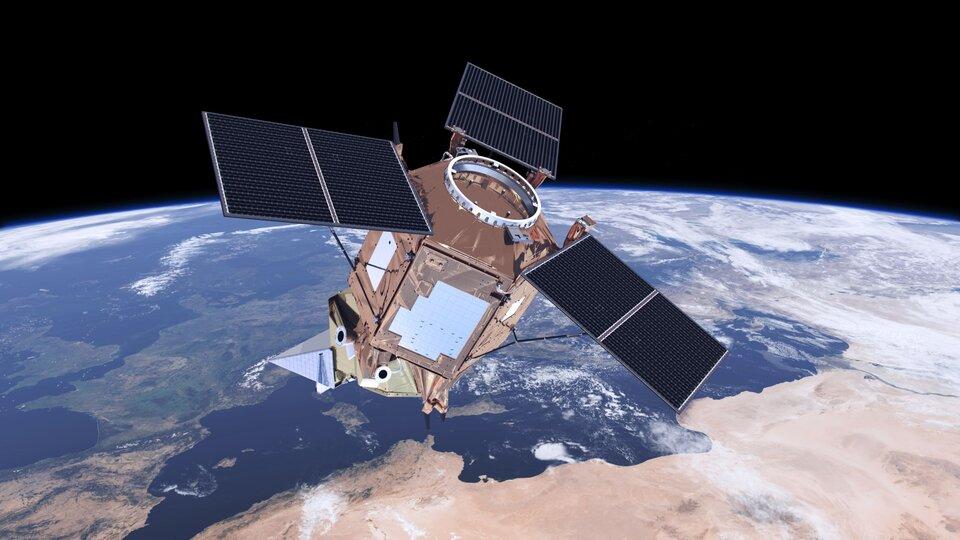 Monitorização da qualidade do ar pelo Copernicus