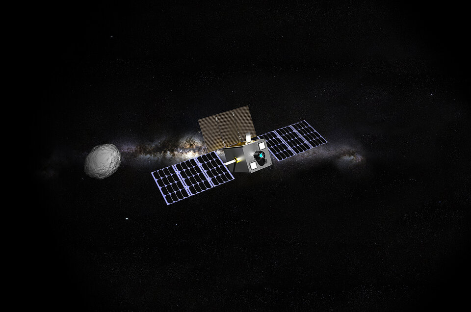 Deep-space CubeSat