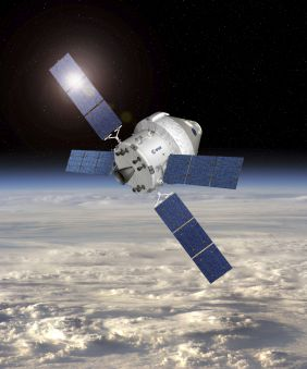 Nasa and esa orion space