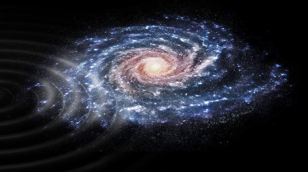 Resultado de imagen de Gaia descubre estrellas errantes al actuar con agujeros negros