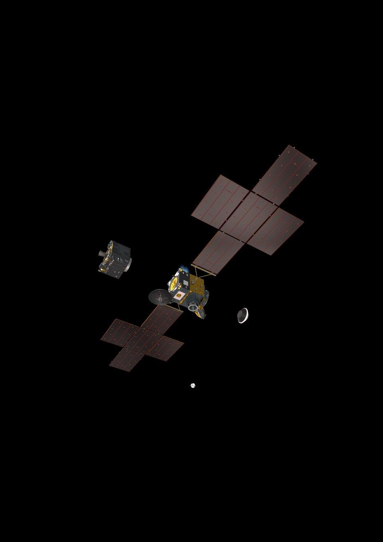 Mars Sample Return Earth Return Orbiter elements