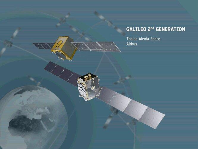 Galileo Second Generation
