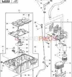 11562588 saab oil drain plug genuine saab parts from esaabparts com saab oil diagram [ 1456 x 1656 Pixel ]