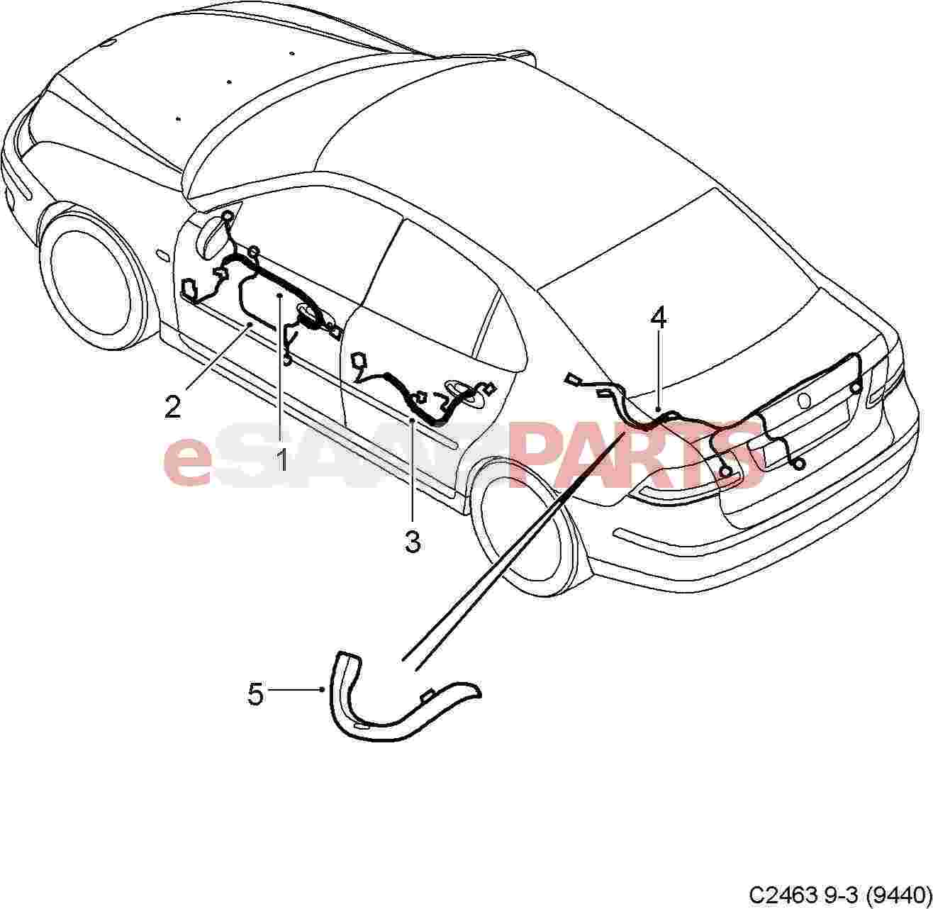 Saab 900 Alternator Wiring Diagram. Saab. Auto Wiring Diagram