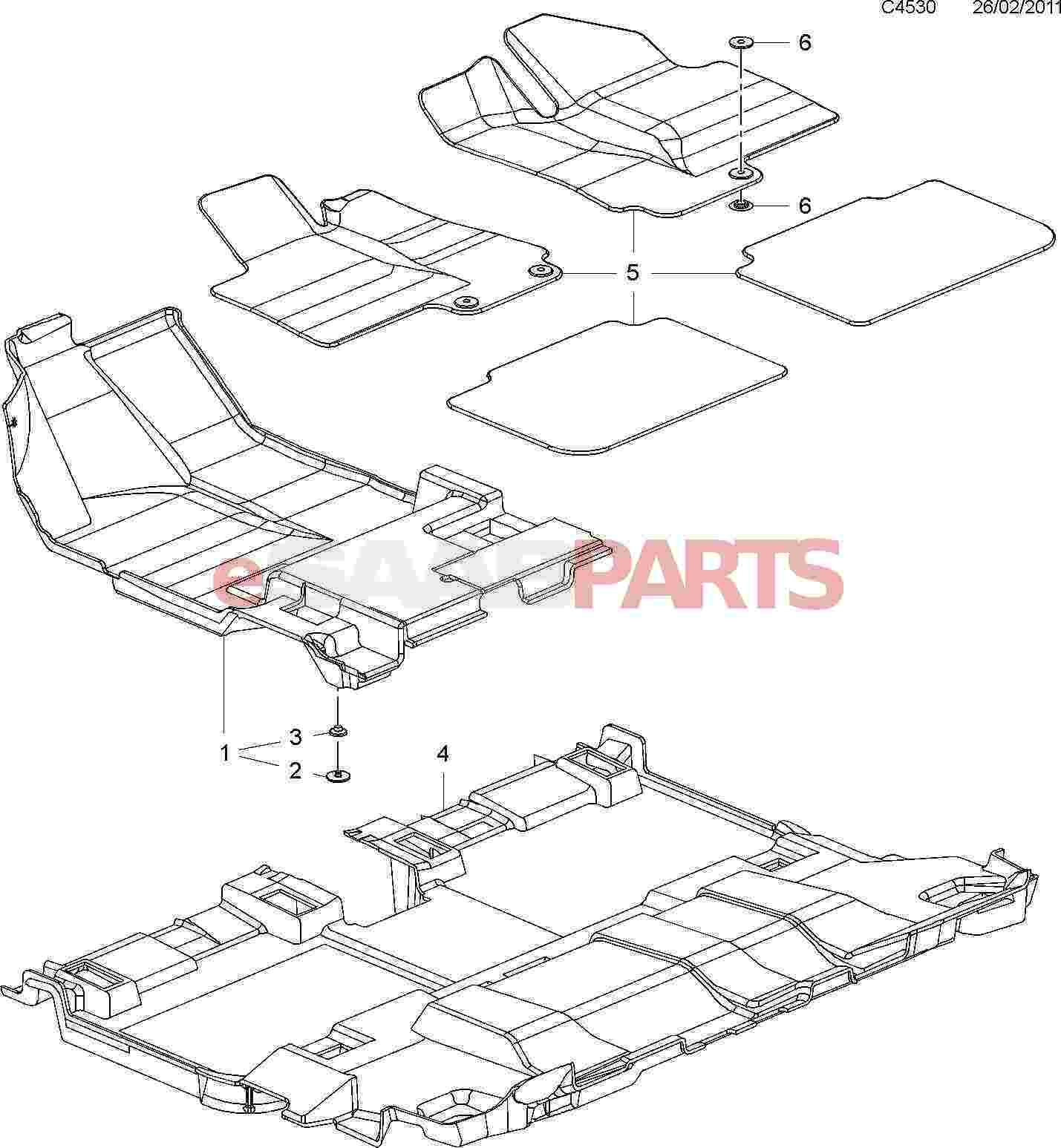 2000 Saab 9 3 Convertible Interior On Saab 9 3 2 0t Engine Diagram