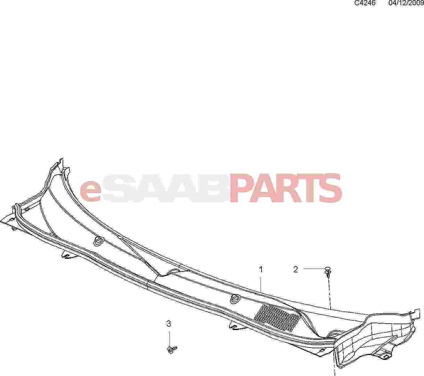 Saab Expanding Rivet