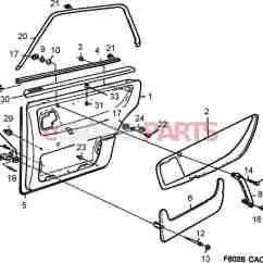 Car Interior Parts Diagram 2006 Nissan X Trail Wiring Door Best Cars Modified Dur A Flex