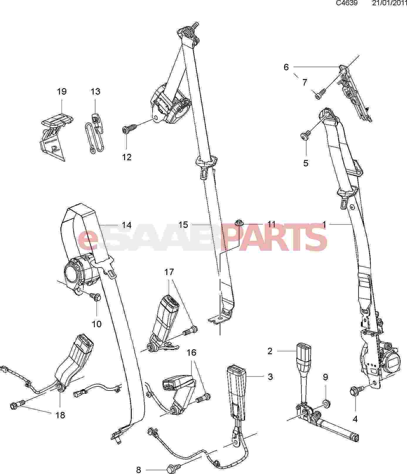 Ford Fusion Belt Diagram