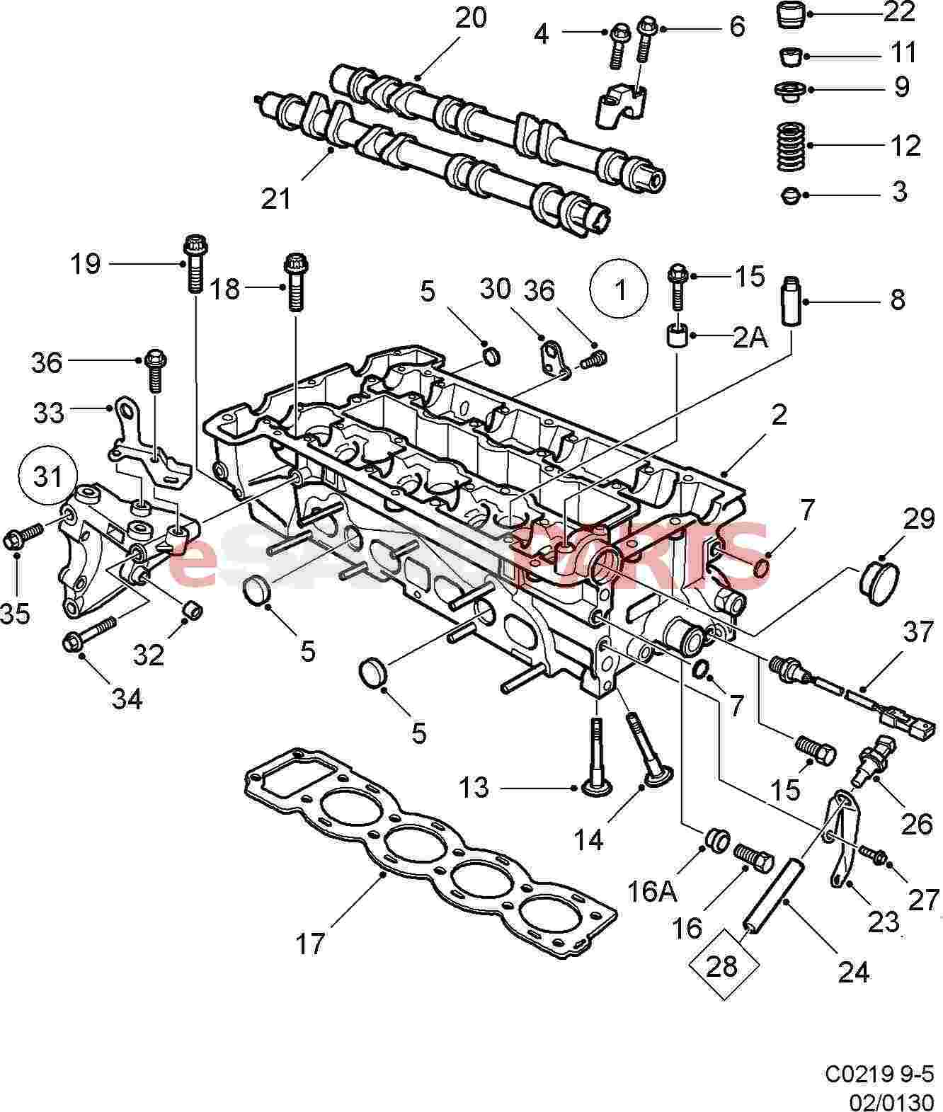 I Head Engine Diagram 4l80e Internal Wiring Harness