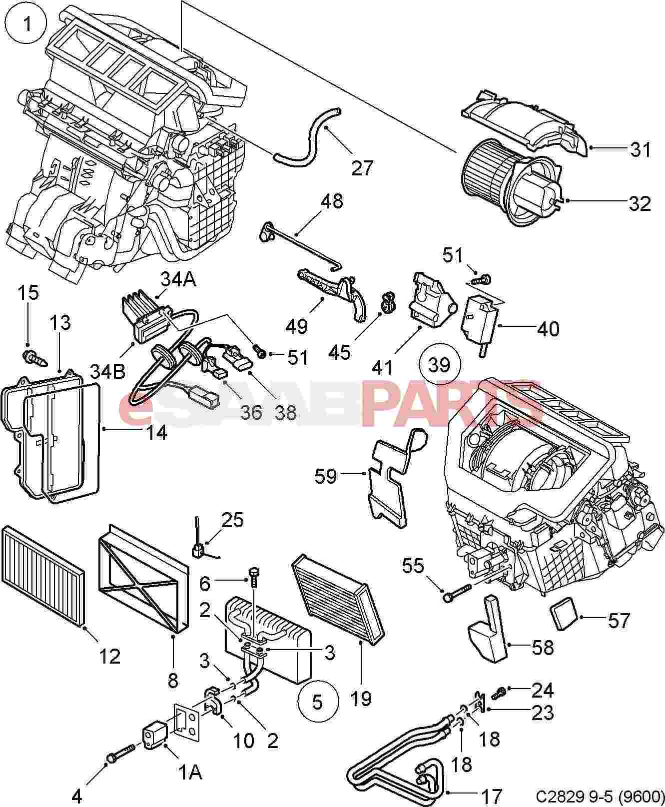 Saab 9 5 Wiring Diagram