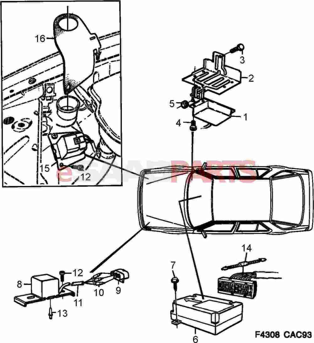 medium resolution of saab 9000 fuse box location wiring librarysaab 900 roof wiring diagram wiring diagram and fuse box