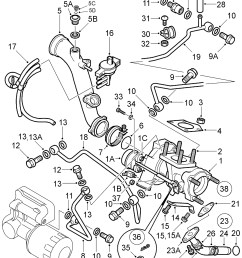 saab turbo diagram wiring diagram for you saab 9 3 turbo saab turbo diagram [ 2000 x 2569 Pixel ]
