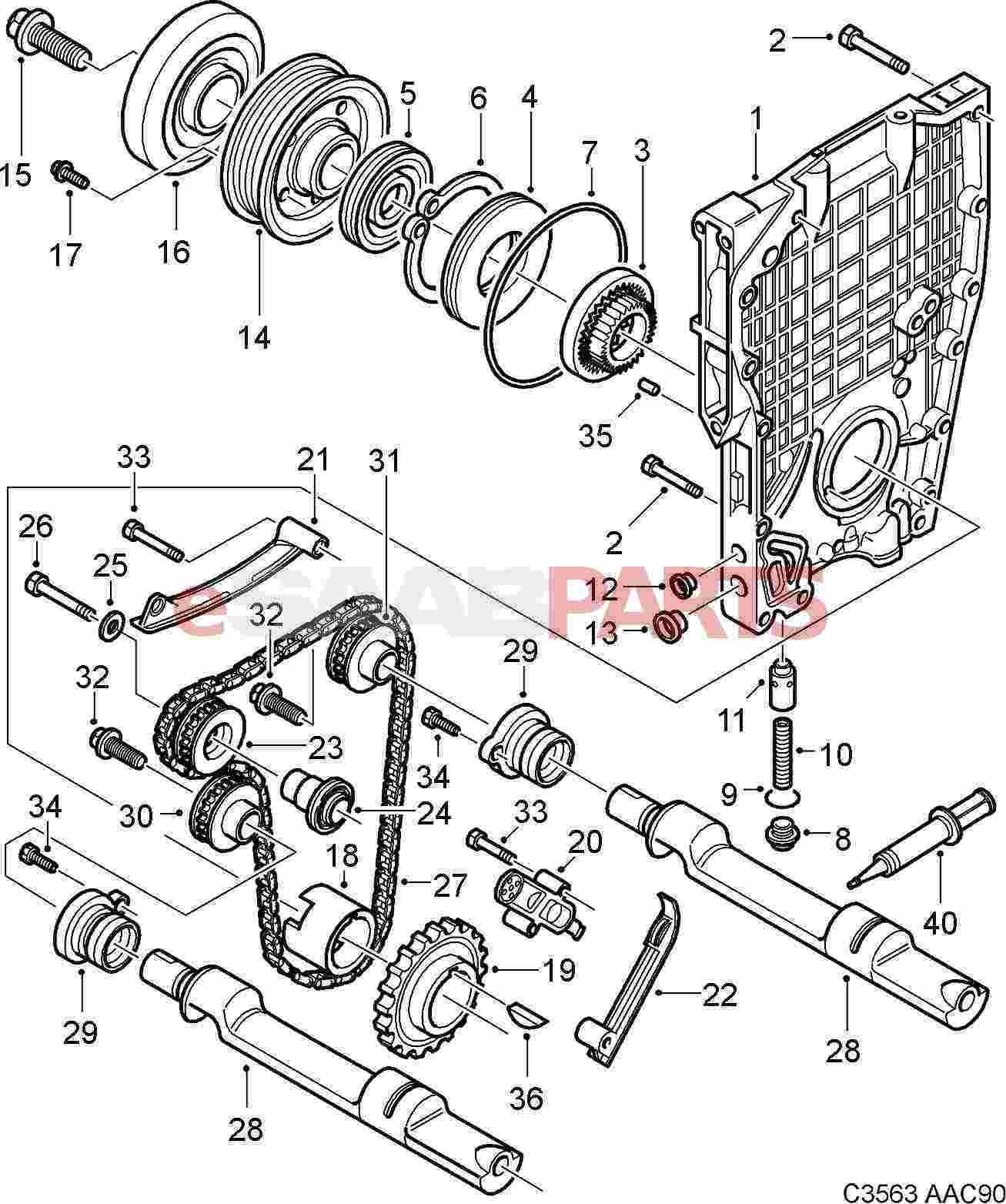 hight resolution of saab 900 engine diagram wiring diagram rh monedasvirtual com saab 900 transmission saab 900 turbo engine diagram
