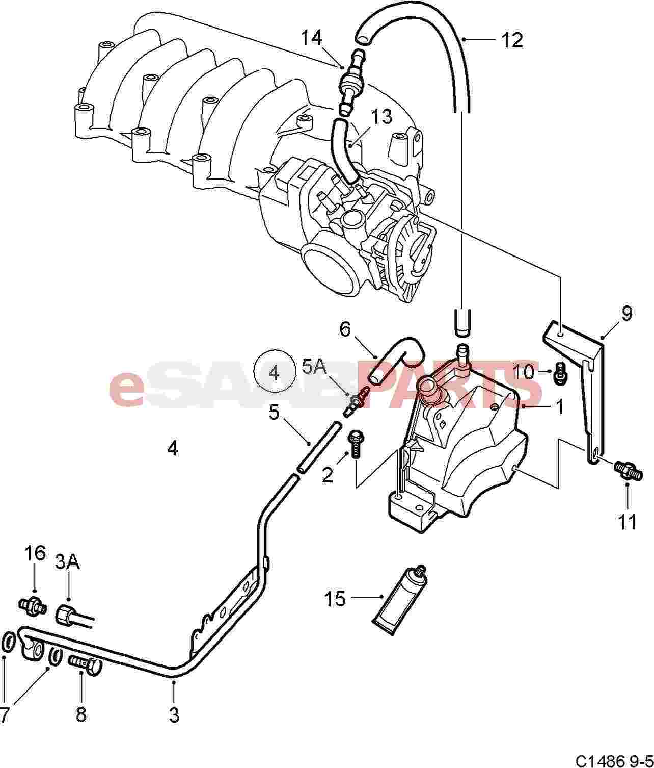 2001 saab 9 3 stereo wiring diagram toyota 1jz gte 99 parts  for free