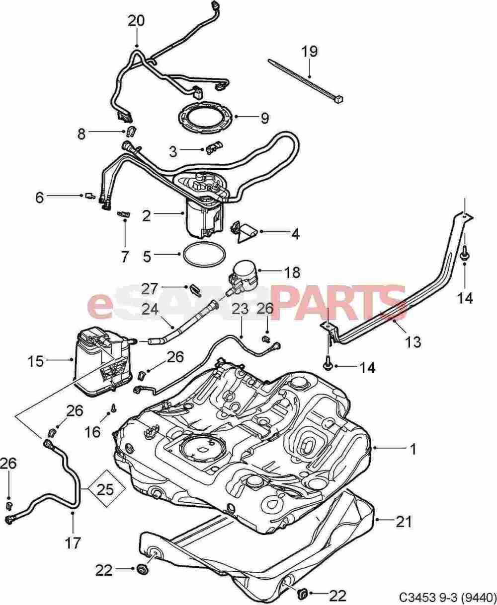 medium resolution of 99 saab 9 3 fuel tank diagram wiring diagram third level99 saab 9 3 fuel tank