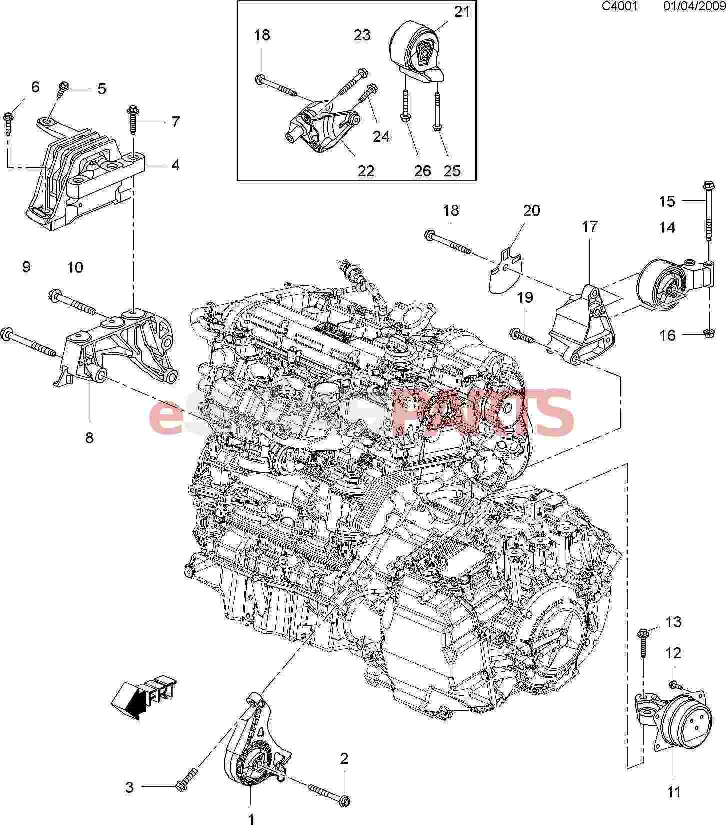 Saab Vibration Damper