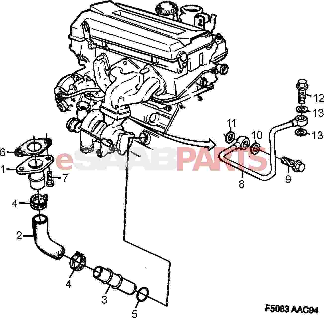 Saab Towbar Wiring Diagram Fog Lights Diagram Wiring
