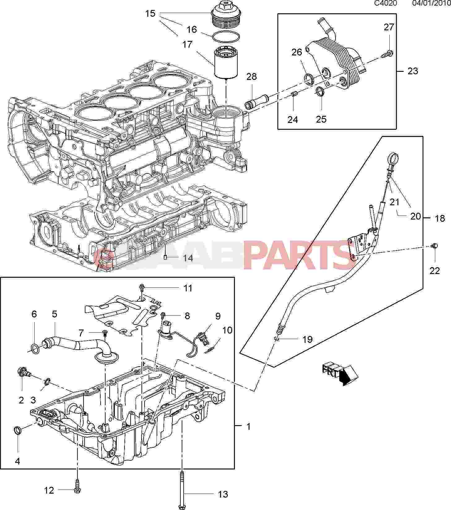 Saab 2 0t Engine Diagram • Wiring Diagram For Free