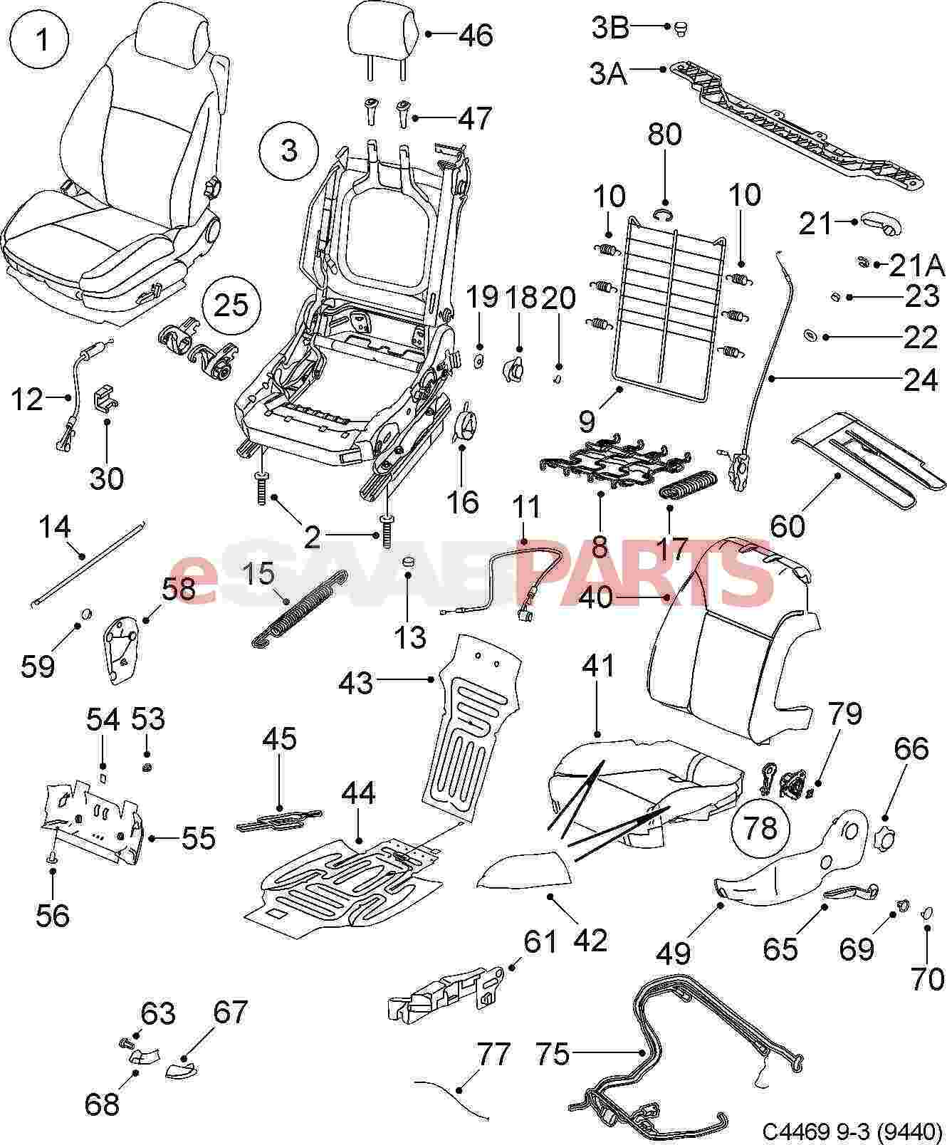 2003 Saab 9 3 Wiring Diagram. Saab. Wiring Diagram Images