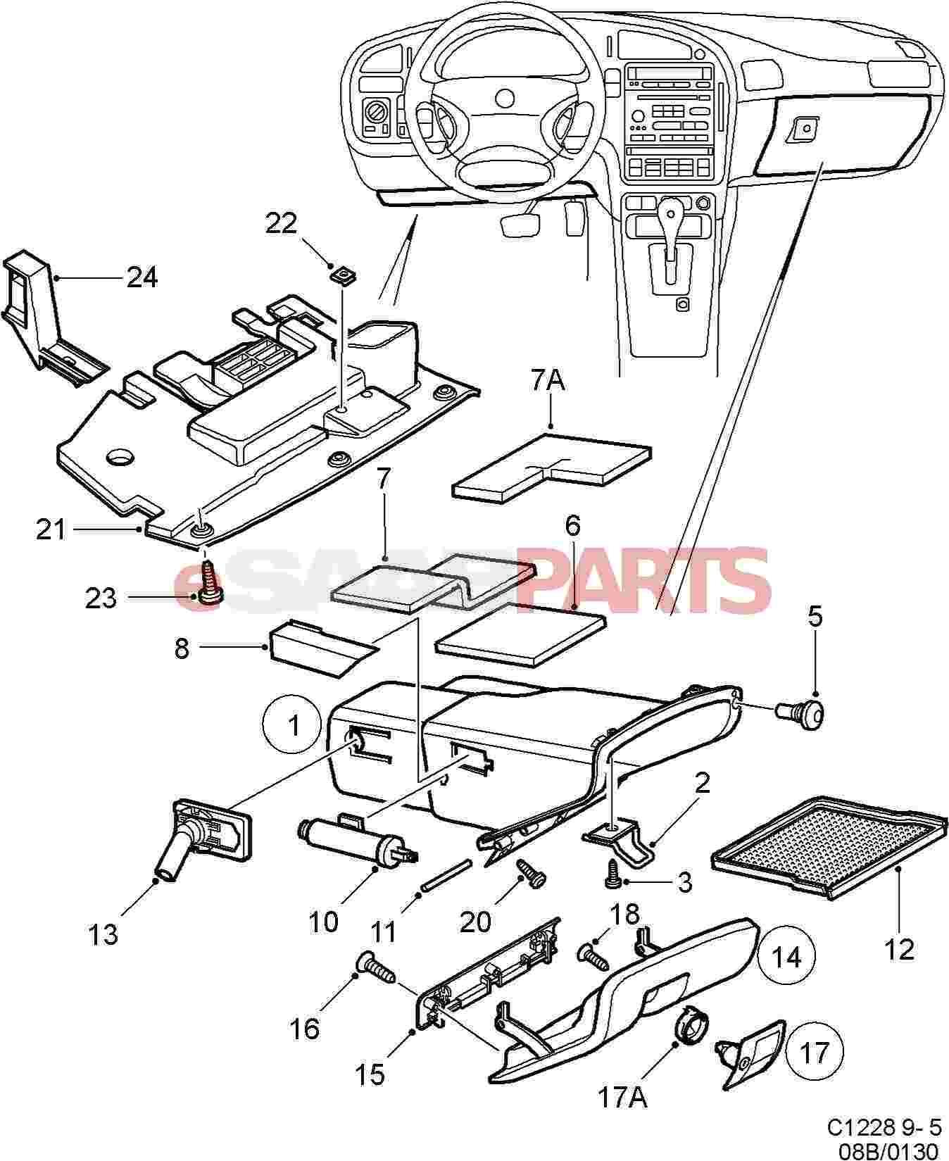 Saab Sound Insulation