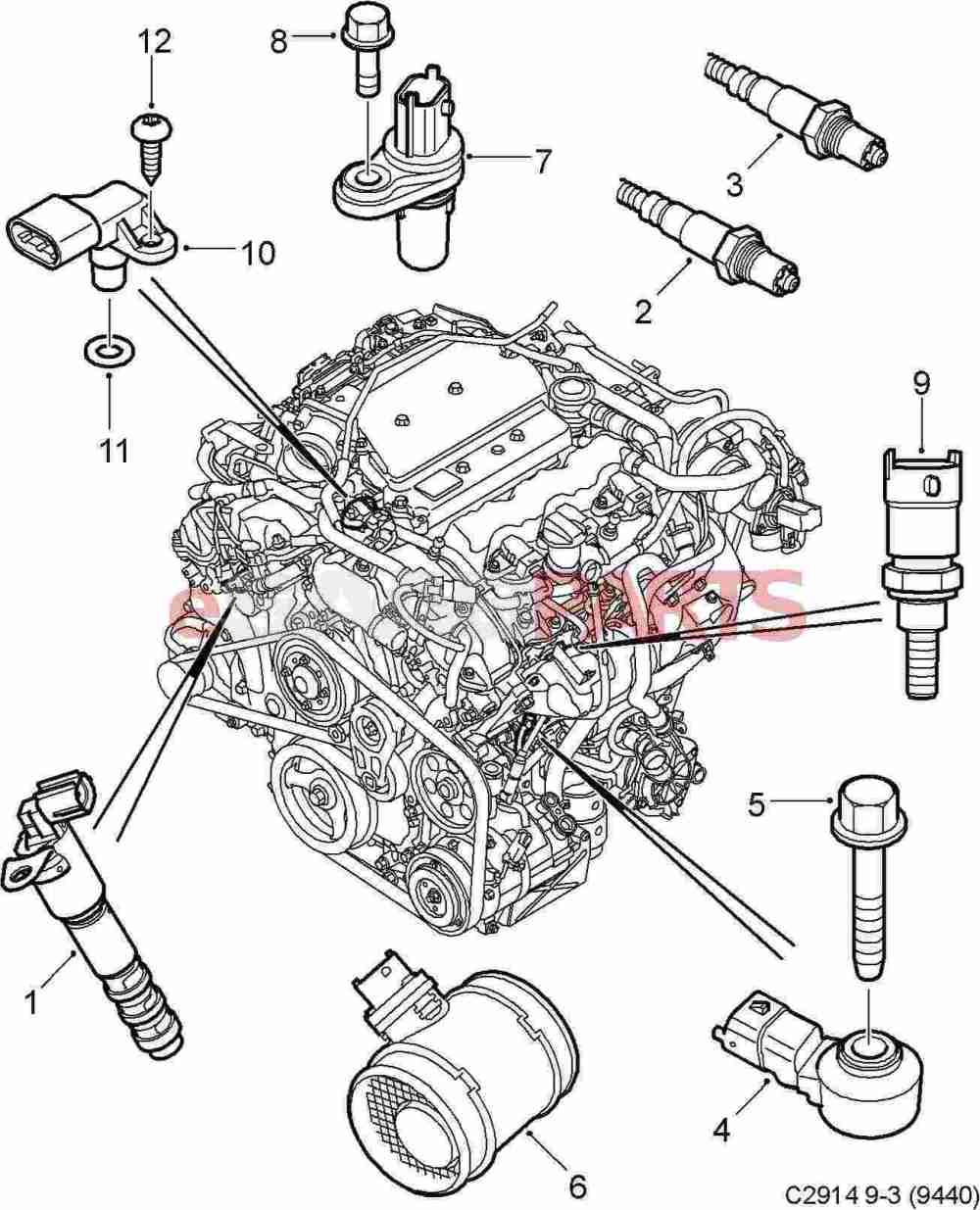 medium resolution of 1999 saab 9 3 engine diagram data wiring diagram schema cadillac engine diagram saab engine diagrams