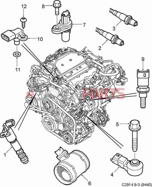 small resolution of 1999 saab 9 3 engine diagram data wiring diagram schema cadillac engine diagram saab engine diagrams