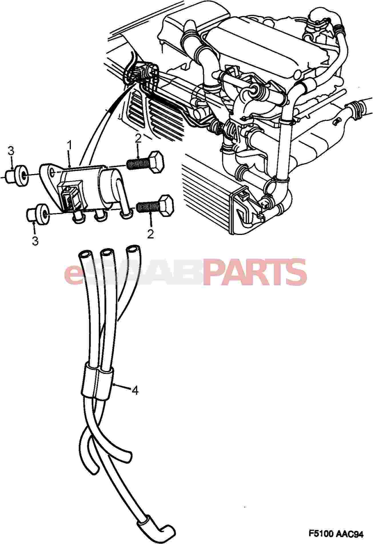 Saab 9 3 Parts Diagram Saab Free Engine Image For User