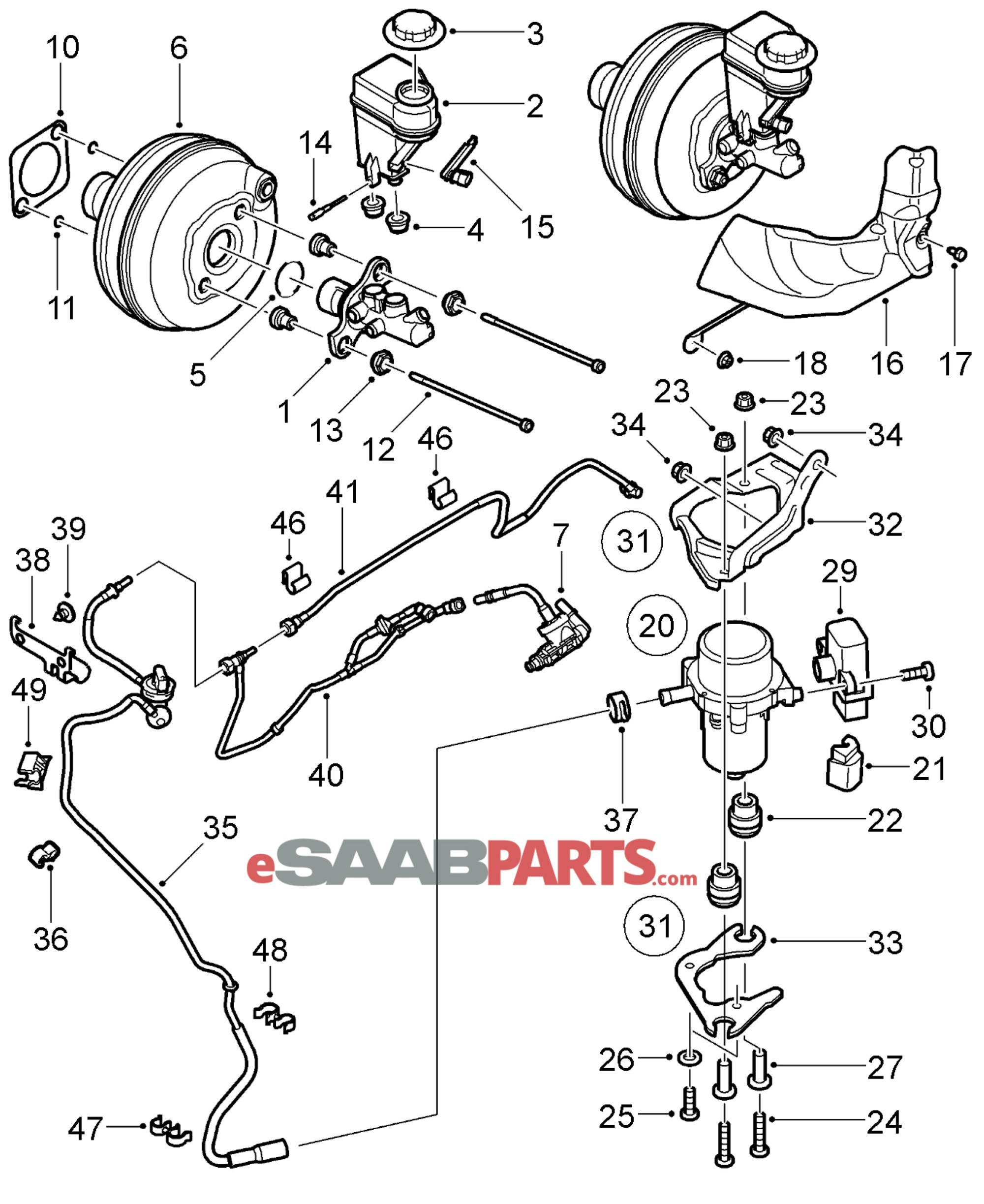 hight resolution of 2000 saab 9 3 vacuum hose diagram imageresizertool com 2004 volvo xc90 fuse box volvo xc90