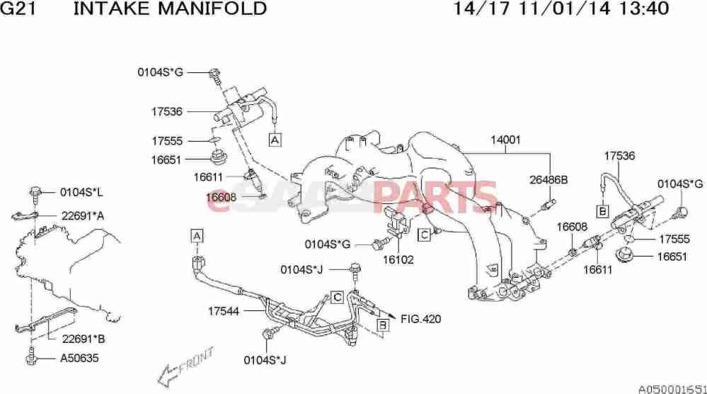 medium resolution of esaabparts com saab 9 2x engine parts engine internal intake manifold intake manihold body fuel