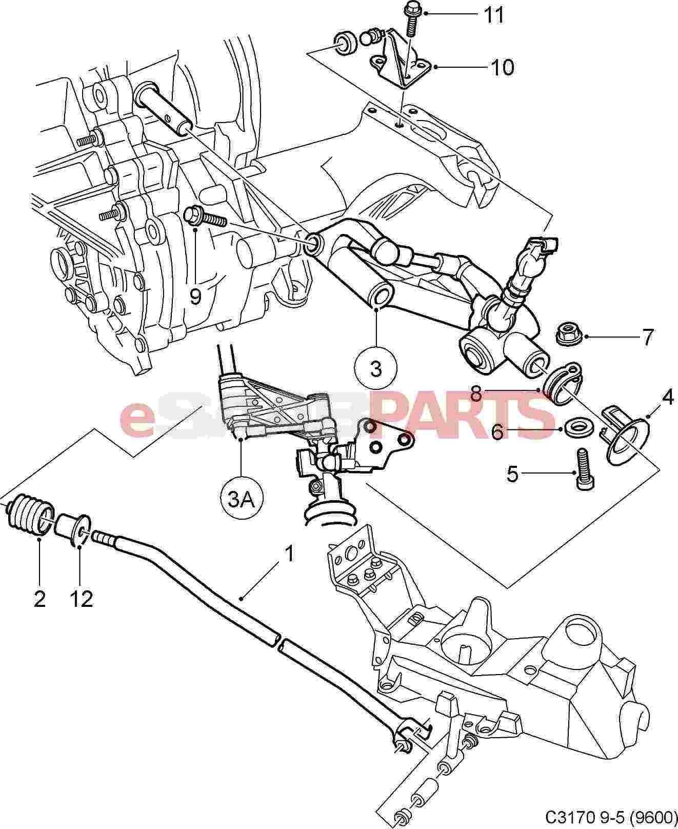 Saab 9 5 Parts Diagram • Wiring Diagram For Free