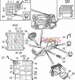 1999 saab 93 fuse box genuine saab parts from esaabparts com [ 1346 x 1651 Pixel ]