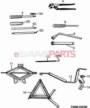 [8935959] SAAB Crank  Genuine Saab Parts from eSaabParts