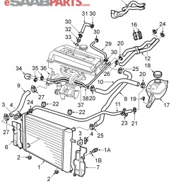 saab engine diagram wiring diagram data today saab 9000 turbo diagram also diagram  1996 saab 900 se turbo engine on