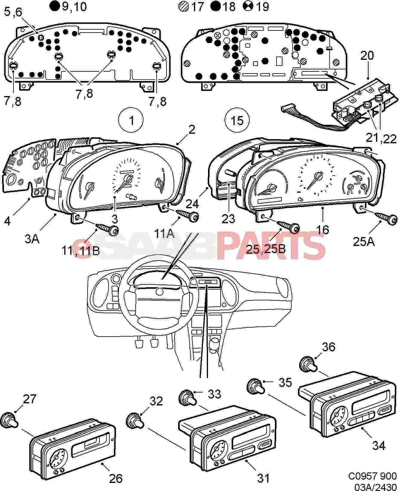 2002 saab 9 3 convertible wiring diagram