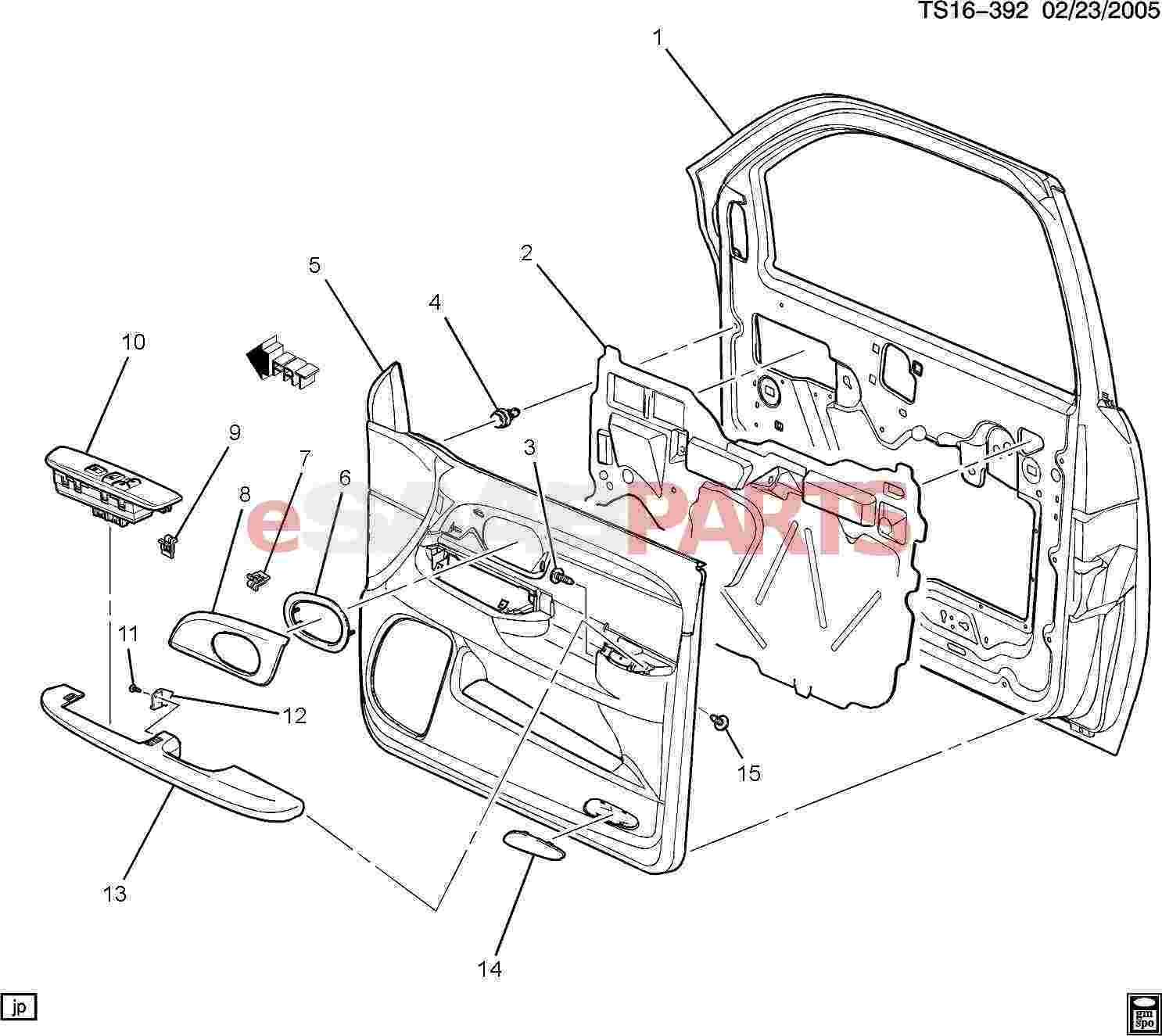 Chevy Truck Door Diagram Diagram Base Website Door Diagram